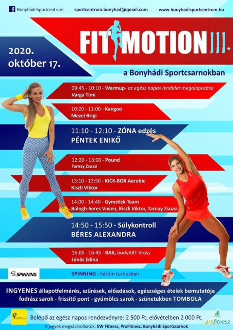 FITMOTION 3!!!!!!